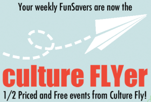 Culture Fly: Half Price Events in Baltimore