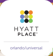 Hyatt Place Universal Orlando -- 8,000 Points