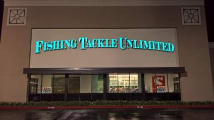 An industry reacts to bass pro cabela 39 s fishing tackle for Fishing tackle unlimited houston tx