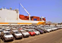 car terminal Dakar Port
