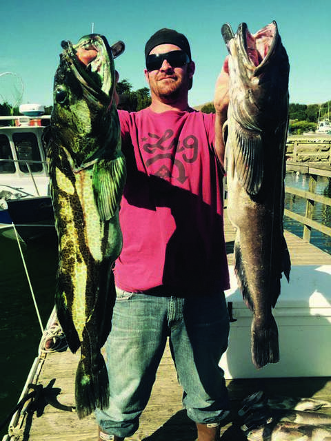 Limits Of Lingcod And Rockfish Hit The Decks!