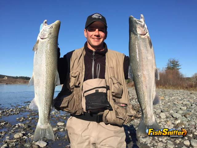 Get Big  And Ugly For High Water Steelhead