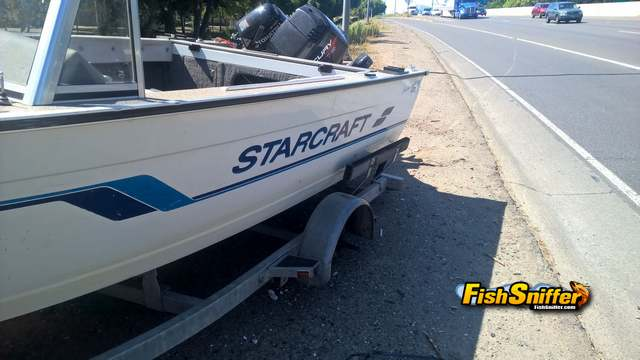 Trailering Nightmare Becomes Reality