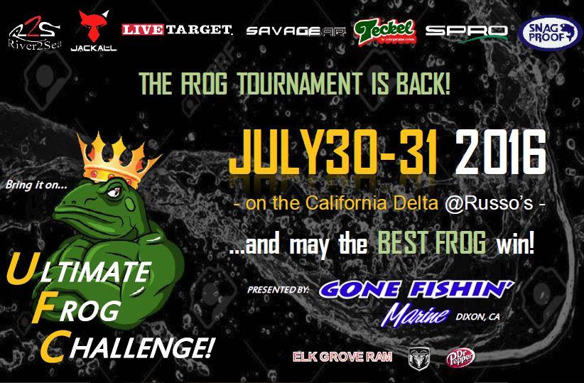 frog challenge