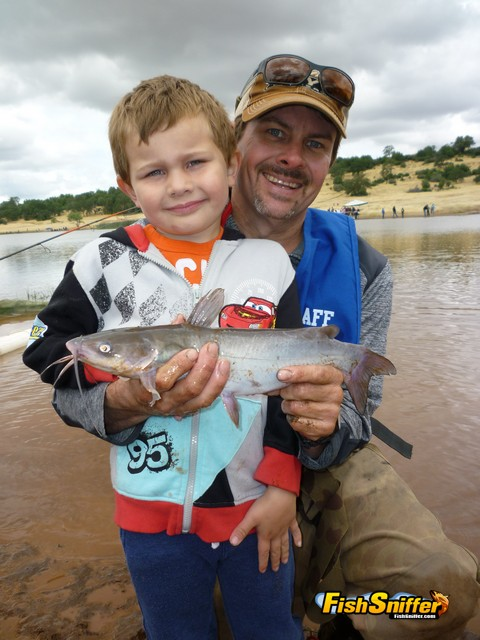 """Hooked on Fishing"" children's event in Chico draws over 1,800 kids"
