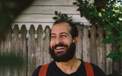 Anis Mojgani – Youth Poetry