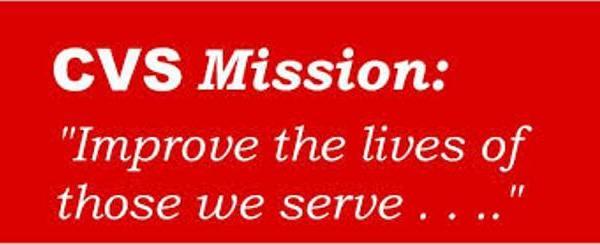 cvs mission