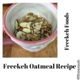 freekeh recipe