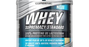 whey supremacy standar
