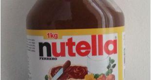 nutella valeur nutritionnelle