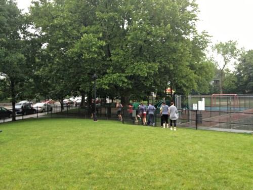 Bootcamp in the Rain 2
