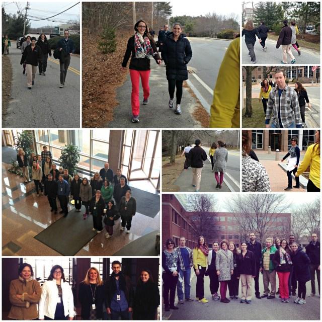 National Walking Day Framingham