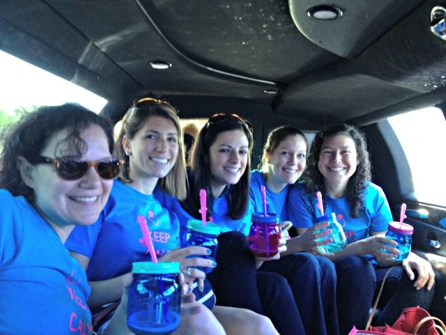 Slesh's NYC Bachelorette: Wine Tour