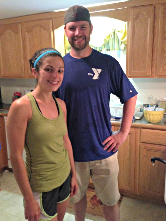 4th of July 2014: Post Run
