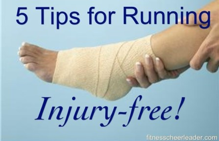 5 Tips for Running Injury-Free