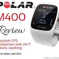 Polar M400 GPS Watch with Activity Tracking Review