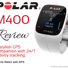 Polar m400 Review - a stylish GPS companion with 24/7 activity tracking
