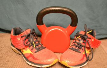 Become a faster runner with kettlebells