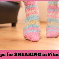 Tips for SNEAKING in Fitness