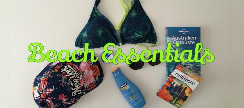 Meine Beach Essentials