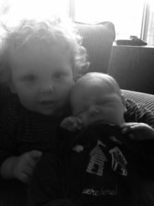 Declan and Arlo-Babies on HMF B