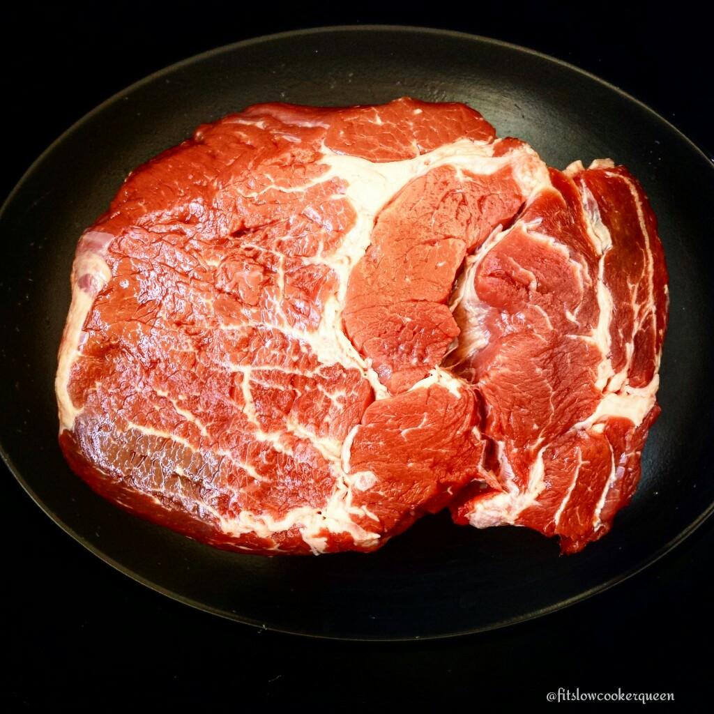 5-Ingredient Paleo Pot Roast