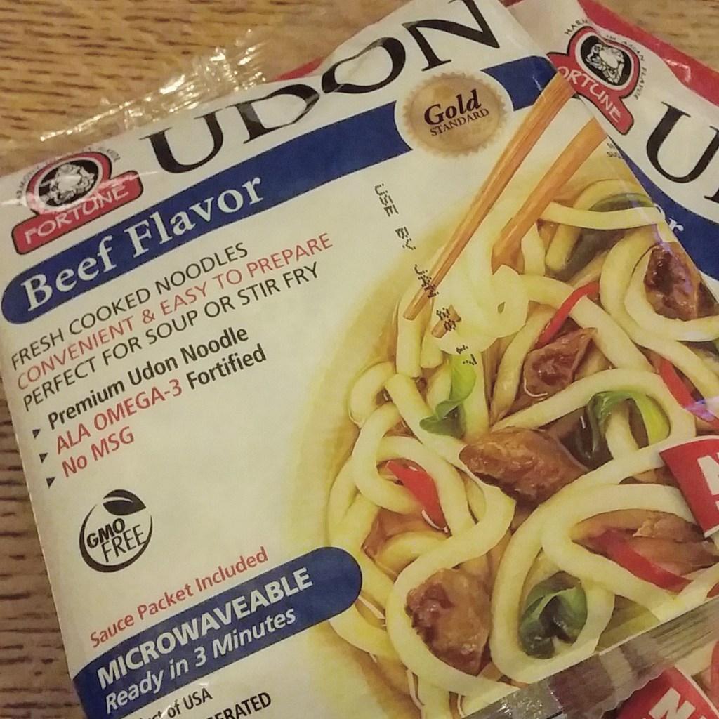 JSL Fortune Udon Noodles