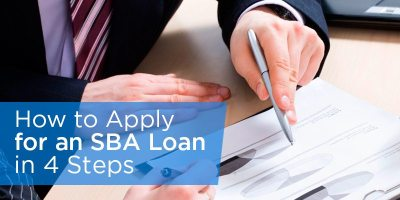 How to Apply for an SBA Loan in 4 Steps