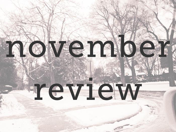 november-review