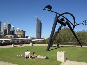 Brisbane-City-River-South-Bank
