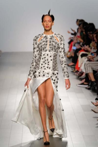 Bibhu Mohapatra: High Fashion Dresses NYFW – FIV Magazine ...