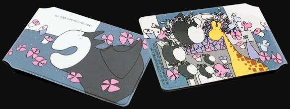 Fizzy Pop Vampire Lunartik Series 5 art pass