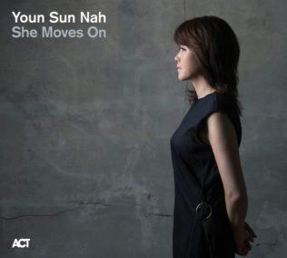 Youn Sun Nah -She Moves On - Sorties album du 19 mai 2017