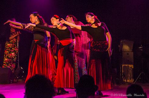 Lina Moros flamenco