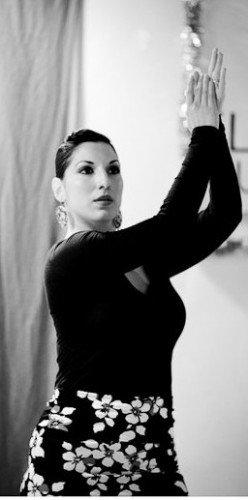 """video of student recital performing """"Danza Ritual del Fuego"""""""