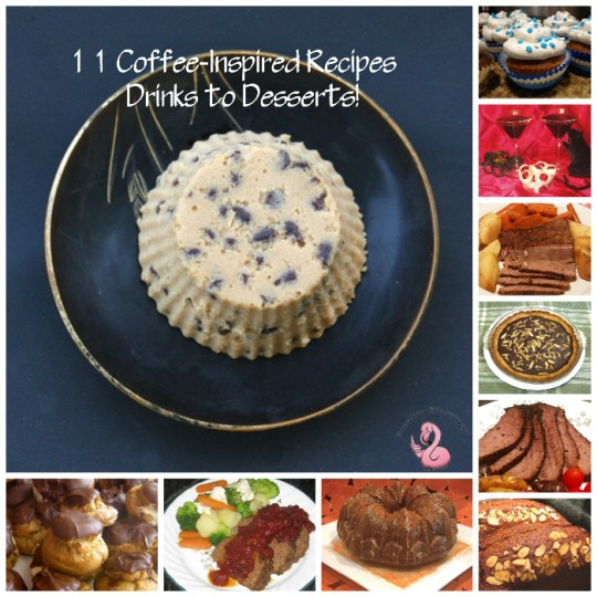 11 Coffee Recipes from Drinks to Desserts | Flamingo Musings