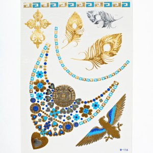 Flash Tattoos - Apache Prinses