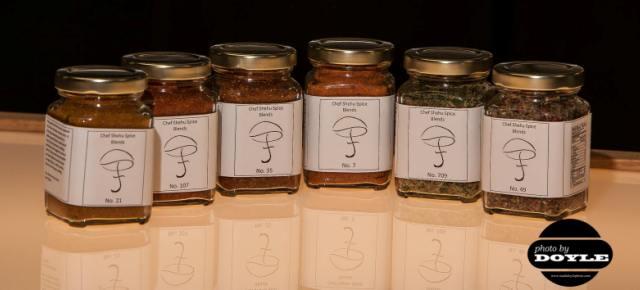 Win Food Network's Chopped Winner Chef Shehu Fitzgerald's Spice Blends