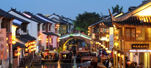 Now Through December, Indulge in the Famous Locally Sourced Cuisine of Suzhou, China