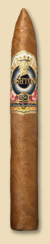 Ashton Estate Sun Grown 22-Year Salute Cigar