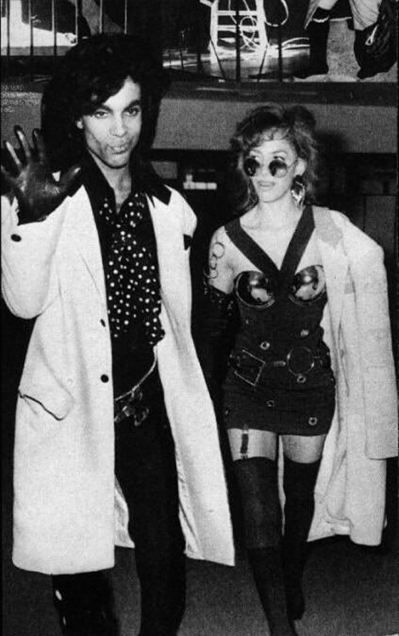 Prince And Sheila E. Picture