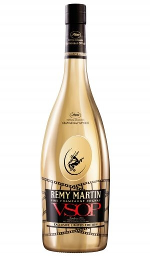 Rémy Martin Limited Edition Cannes Bottle