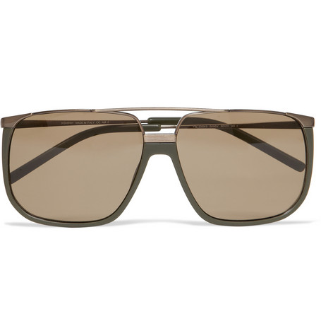 Yves Saint Laurent Aviator Sunglasses