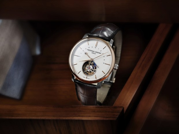 Frederique Constant Slimline Tourbillon Manufacture Watch