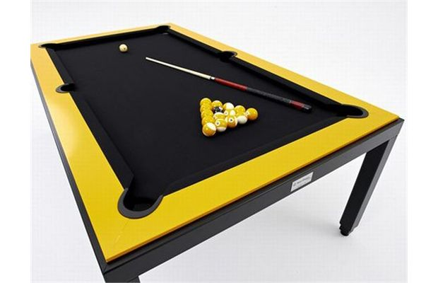 Veuve Clicquot Billiards Table