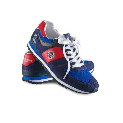 Polo Sport Slaton Flag Sneaker