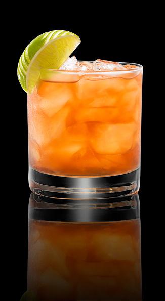 Captain Morgan Spiced Ginger Ale