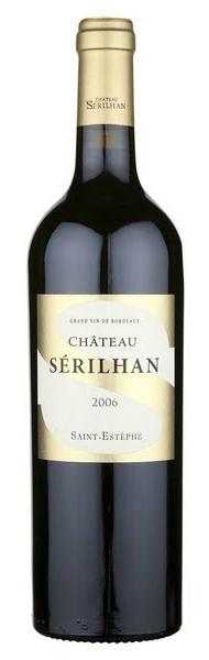 Chateau Serilhan Saint Estephe 2006 Bordeaux