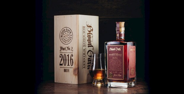 Blood Oath Pact No. 2 Ultra Premium Bourbon