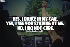 danceincar